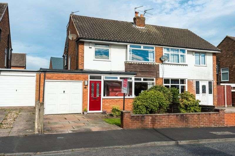 4 Bedrooms Semi Detached House for sale in Glenroyd Drive, Burscough