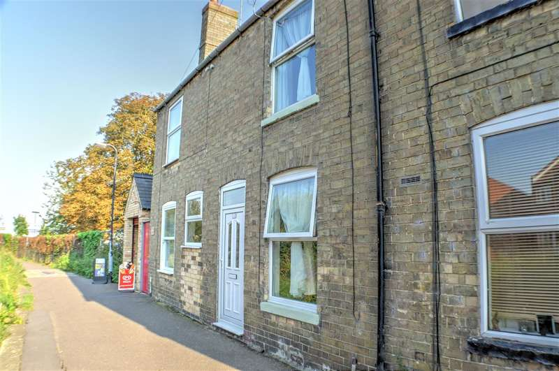 2 Bedrooms Terraced House for sale in East Banks, Sleaford