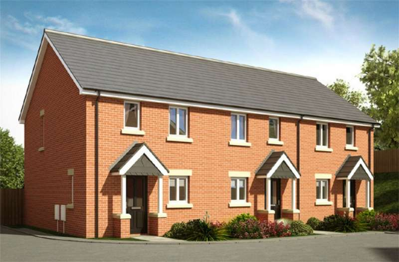 3 Bedrooms End Of Terrace House for sale in Greenwood Mews, Horwich, Bolton, Lancashire