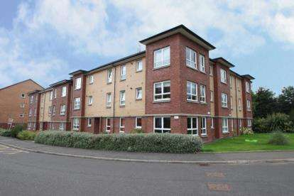 2 Bedrooms Flat for sale in Springfield Gardens, Parkhead, Glasgow