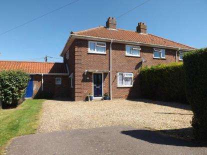 3 Bedrooms Semi Detached House for sale in Wymondham, Norfolk