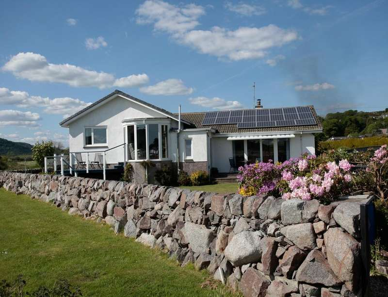 4 Bedrooms Detached Bungalow for sale in Kippford, Dalbeattie, DG5
