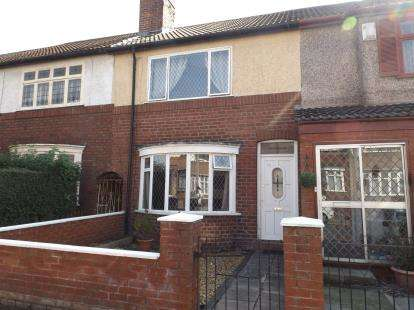 2 Bedrooms Terraced House for sale in Rhodesia Road, Walton, Liverpool, Merseyside, L9