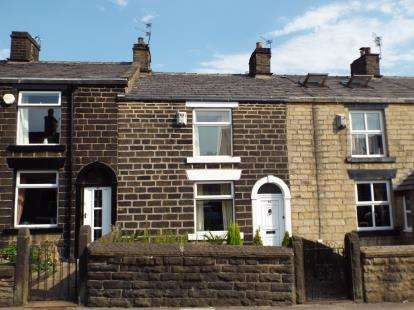 2 Bedrooms Terraced House for sale in Turton Road, Bolton, Greater Manchester, BL2