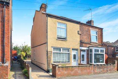 2 Bedrooms Semi Detached House for sale in Lawn Road, Sutton-In-Ashfield