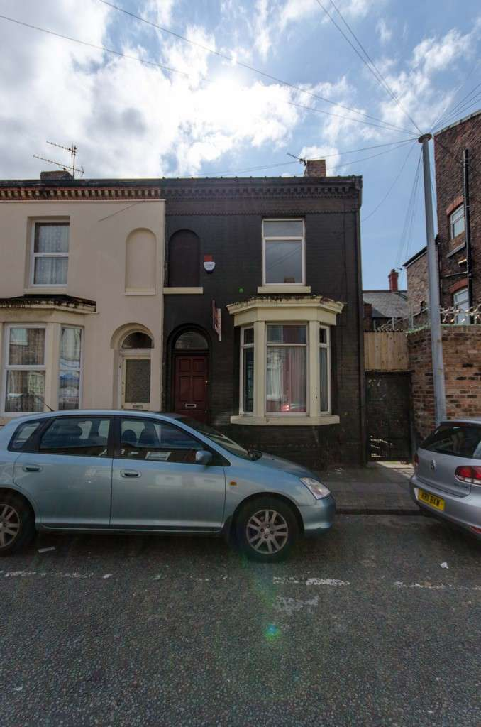 3 Bedrooms End Of Terrace House for sale in Neston Street, Liverpool, L4