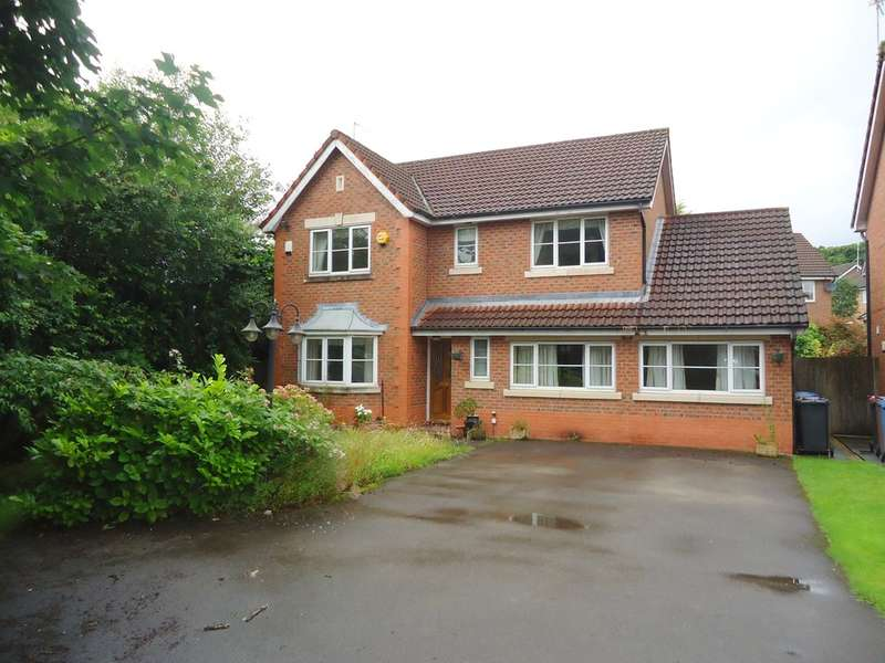 4 Bedrooms Detached House for sale in Stubbs Close, Salford, M7