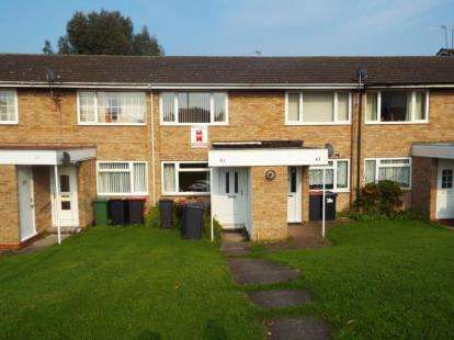 2 Bedrooms Maisonette Flat for sale in Ravenswood Hill, Coleshill, Birmingham, Warwickshire