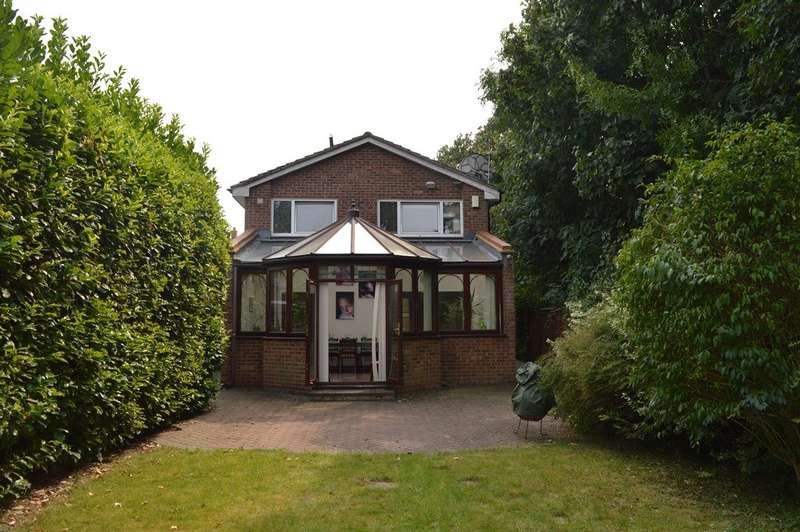 3 Bedrooms Detached House for sale in Cherry Avenue, Langley, SL3