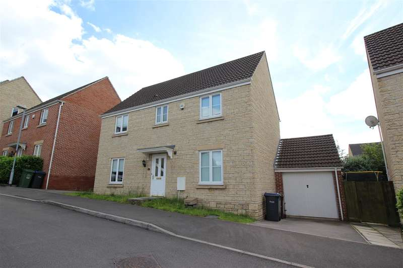 4 Bedrooms Property for sale in Bolts Croft, Chippenham