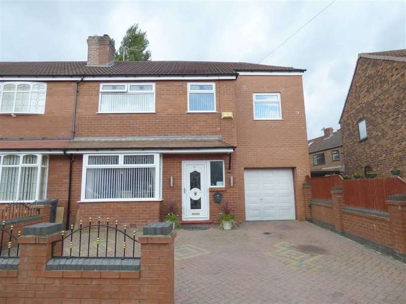 4 Bedrooms Property for sale in Grange Drive, Blackley, Manchester, M9