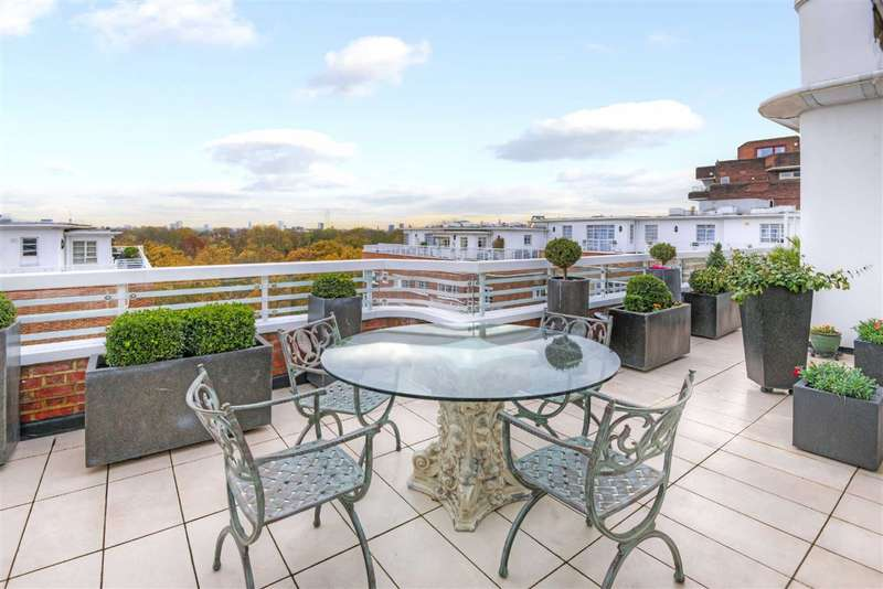 5 Bedrooms Flat for sale in Stockleigh Hall, London, NW8