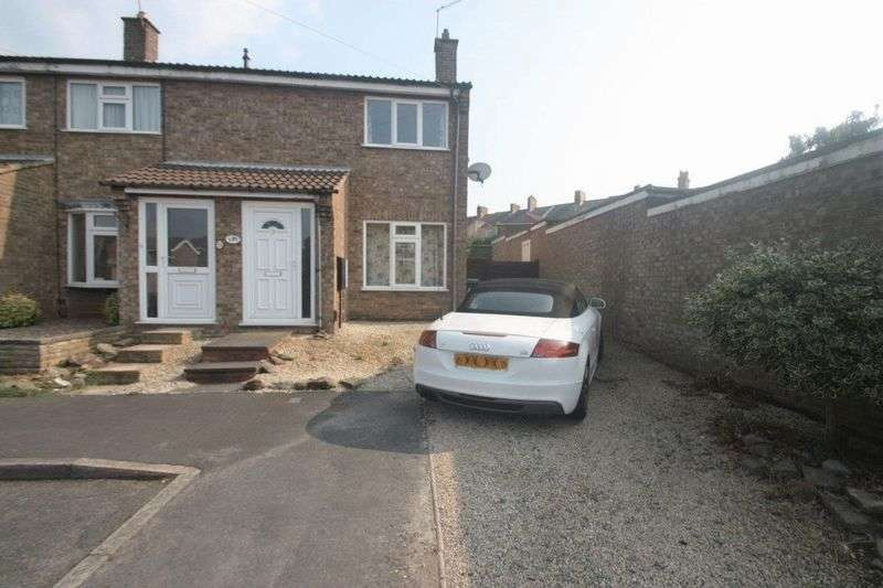 2 Bedrooms Semi Detached House for sale in Jackson Street, Coalville