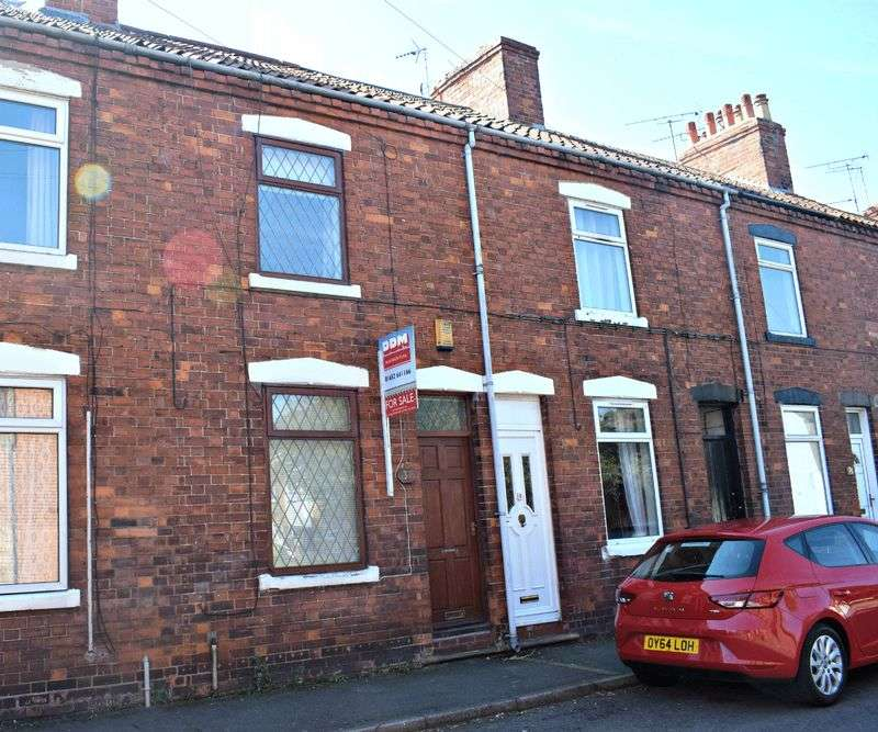 2 Bedrooms Terraced House for sale in Newport Street, Barton Upon Humber