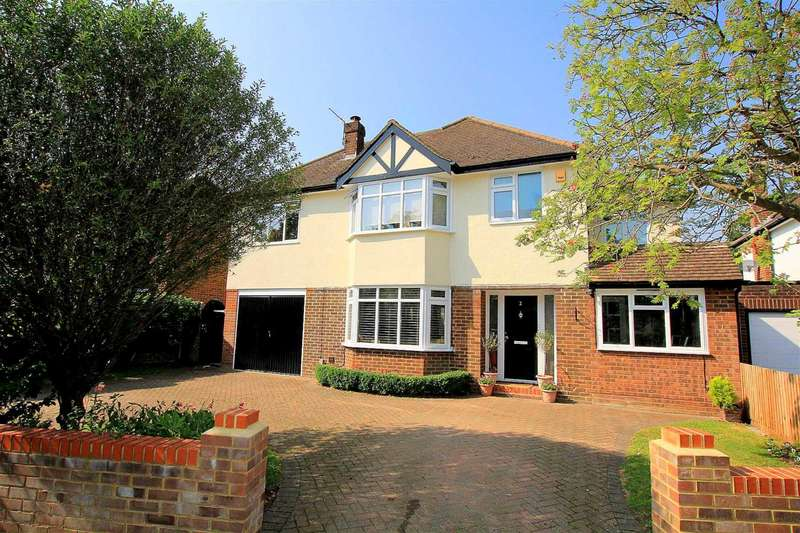4 Bedrooms Detached House for sale in The Wayside, Leverstock Green