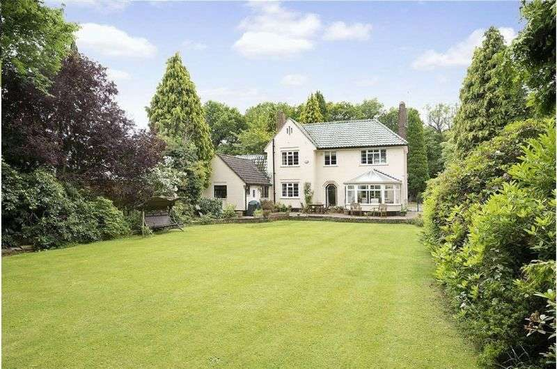 4 Bedrooms Detached House for sale in Benty Heath Lane, Willaston
