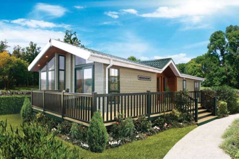 2 Bedrooms Lodge Character Property for sale in New Beach Holiday Park, Hythe Road, Dymchurch