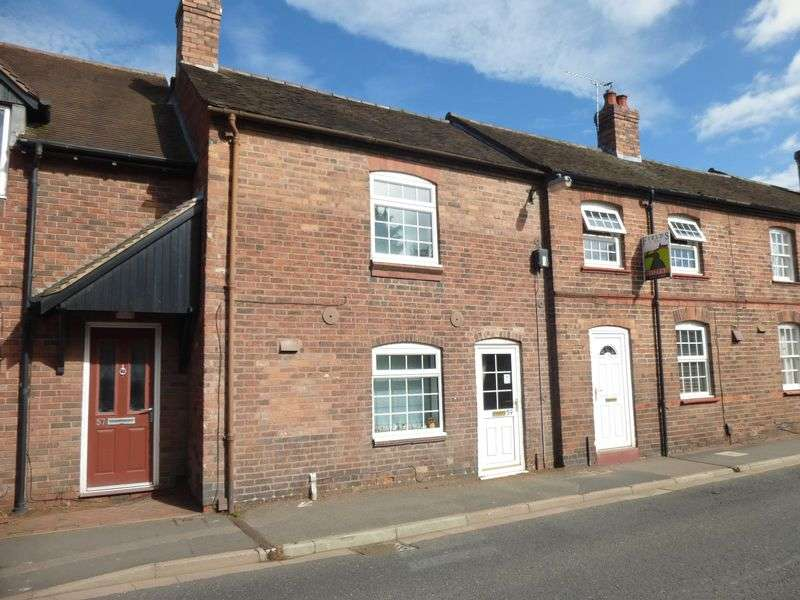 2 Bedrooms Property for sale in Aston Street, Shifnal