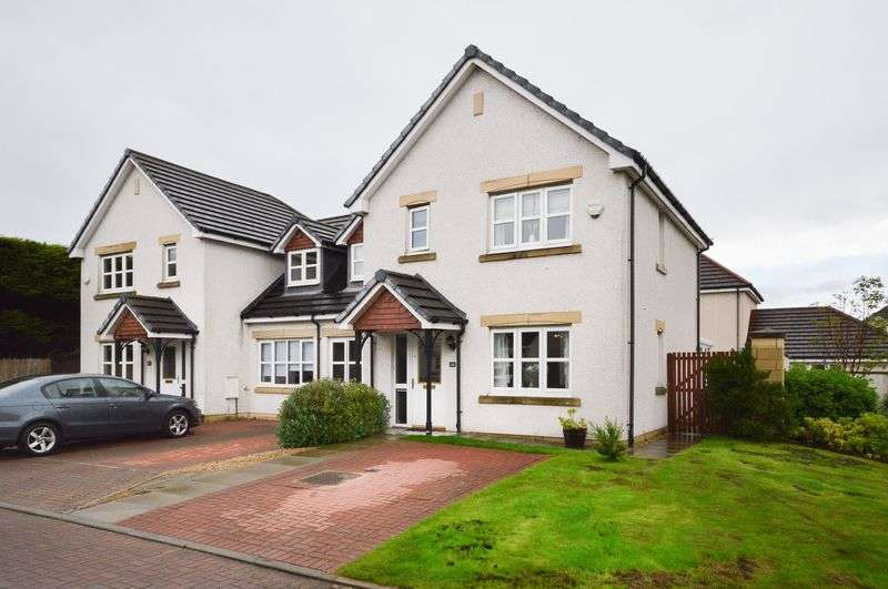 3 Bedrooms Semi Detached House for sale in 14 Buie Brae, Kirkliston, Edinburgh EH29 9FB