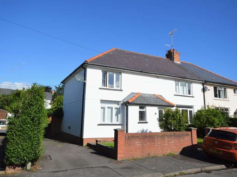 5 Bedrooms Semi Detached House for sale in Cantref Road, Abergavenny