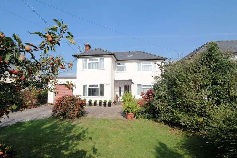 3 Bedrooms Detached House for sale in Denbigh Road, Ruthin