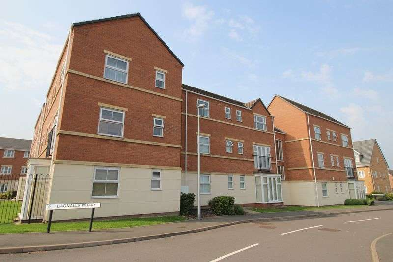 2 Bedrooms Flat for sale in Bagnalls Wharf, Wednesbury