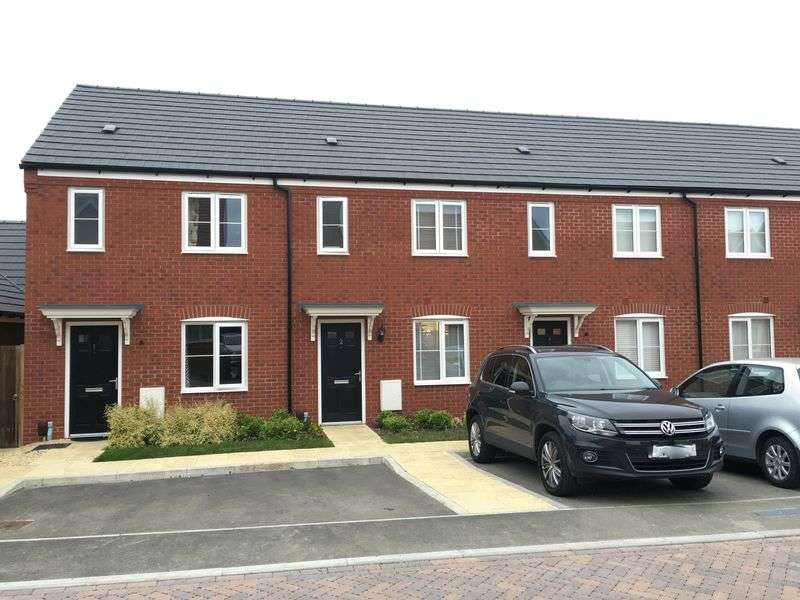 2 Bedrooms Terraced House for sale in Botley