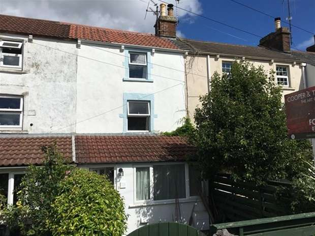 2 Bedrooms Terraced House for sale in Keyford, Frome