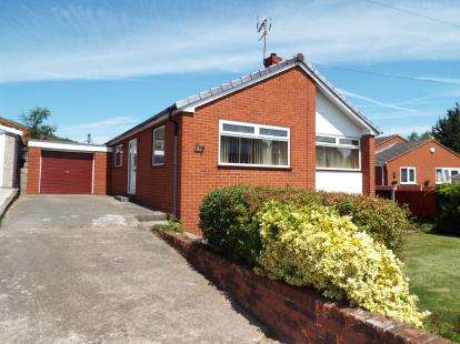 3 Bedrooms Bungalow for sale in Coed Onn Road, Flint, Flintshire, CH6