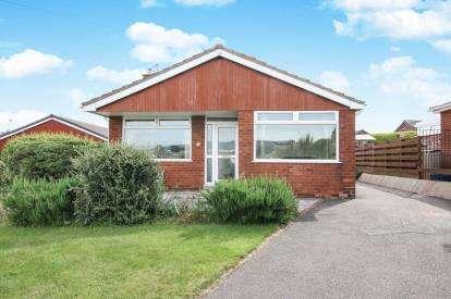 3 Bedrooms Bungalow for sale in St. Davids Close, Flint, Flintshire, CH6