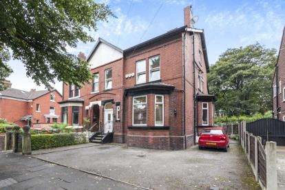 7 Bedrooms Semi Detached House for sale in Lime Road, Stretford Greater, Manchester, Greater Manchester