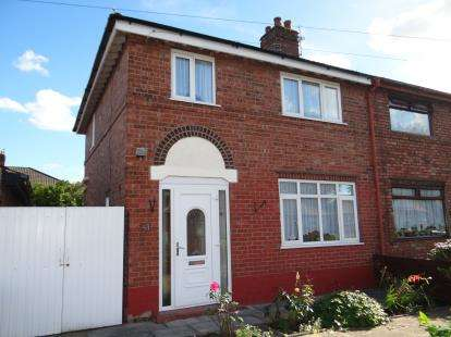 3 Bedrooms Semi Detached House for sale in Haryngton Avenue, Bewsey, Warrington, Cheshire