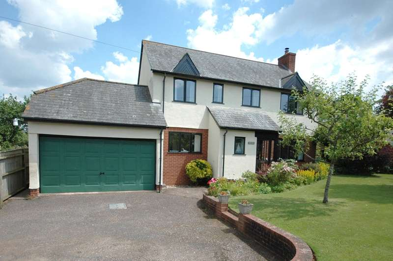 4 Bedrooms Detached House for sale in Poltimore, Exeter