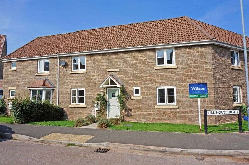 3 Bedrooms Terraced House for sale in Mill House Road, Taunton