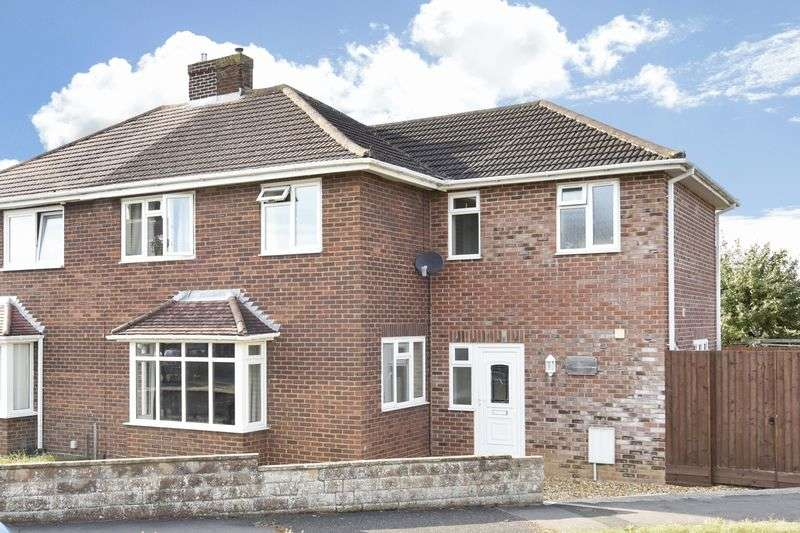 4 Bedrooms Semi Detached House for sale in Eastview Road, Trowbridge