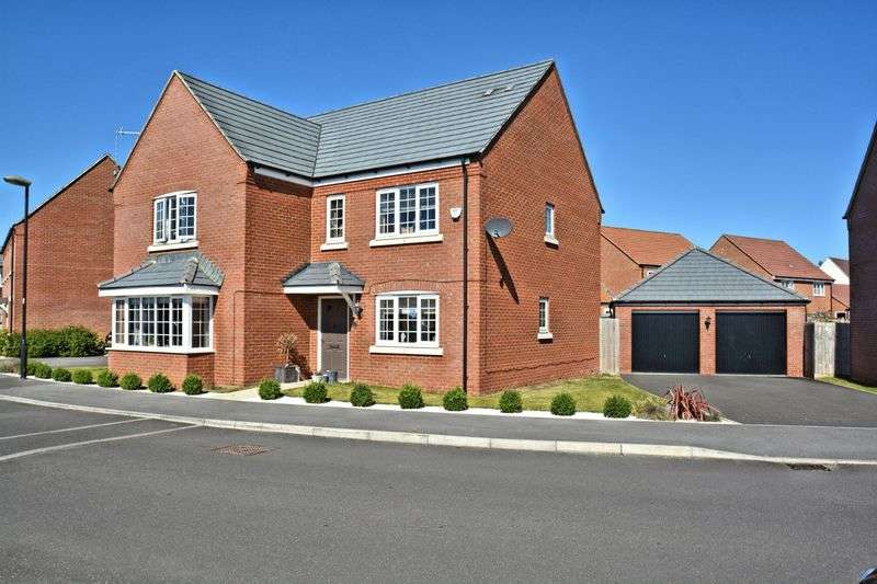 5 Bedrooms Detached House for sale in Chilton Field Way, Chilton