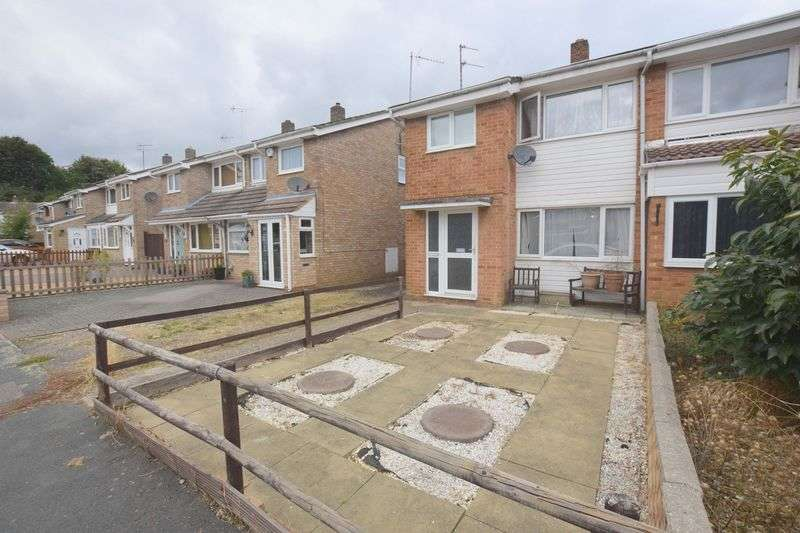 3 Bedrooms Semi Detached House for sale in Bettina Grove, Milton Keynes