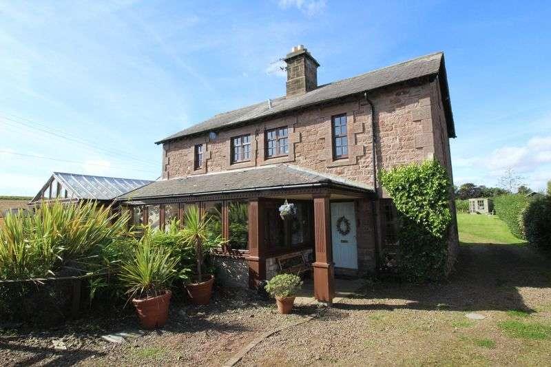 4 Bedrooms Detached House for sale in Fenwick Granary, Berwick-upon-Tweed