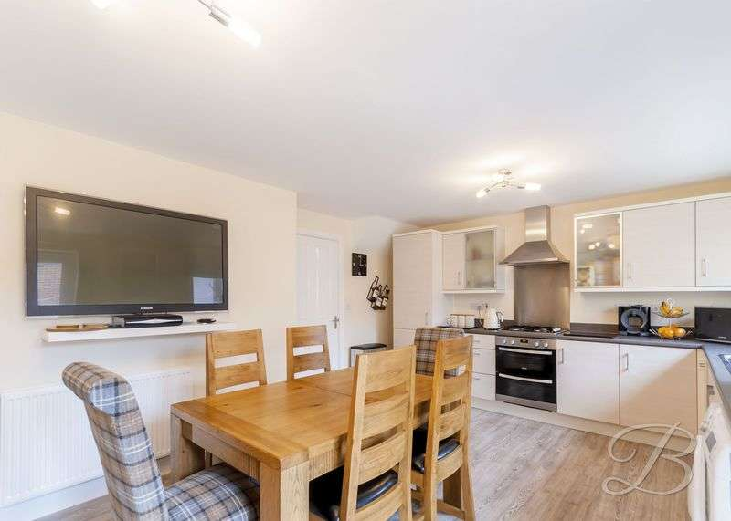 4 Bedrooms Detached House for sale in Debdale Way, Mansfield Woodhouse