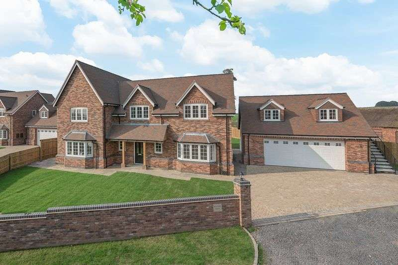 5 Bedrooms Property for sale in Plot 2, Kynnersley Manor Development, Kynnersley