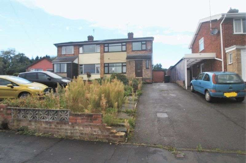 3 Bedrooms Semi Detached House for sale in Holyoake Drive, Heather