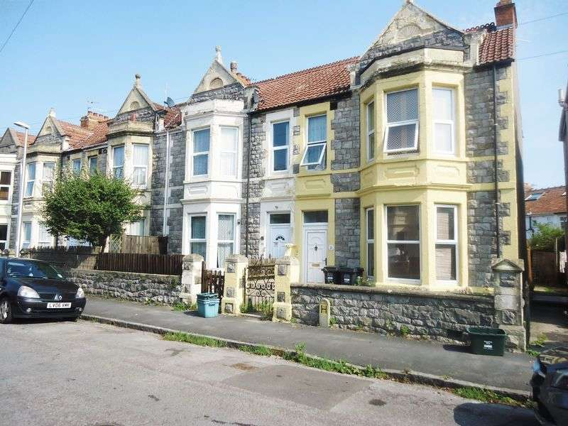 2 Bedrooms Flat for sale in Sunnyside Road, Weston-Super-Mare