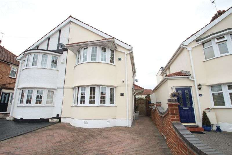 3 Bedrooms Semi Detached House for sale in Plymstock Road, Welling