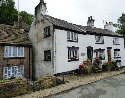 House for sale in Buxton Old Road, Disley, Stockport, Cheshire