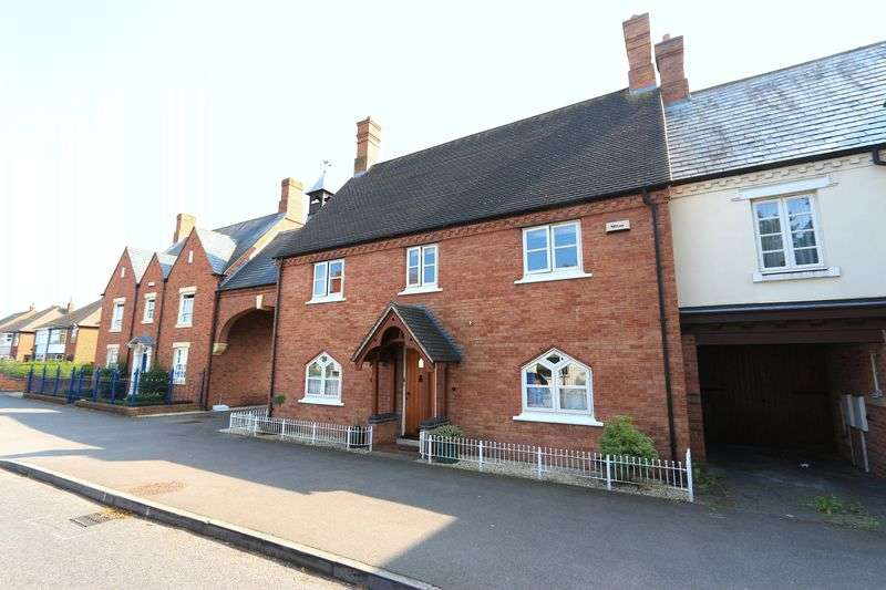 4 Bedrooms Semi Detached House for sale in Main Street, Kirby Muxloe