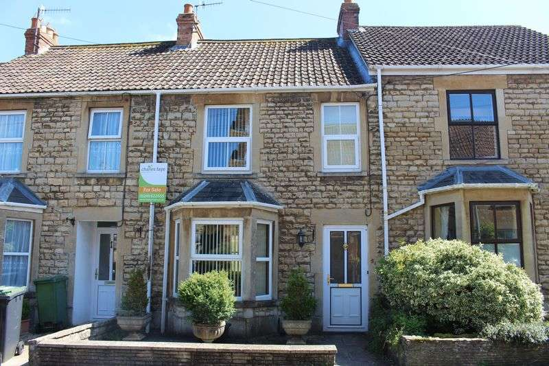 3 Bedrooms Terraced House for sale in Shelburne Road, Calne