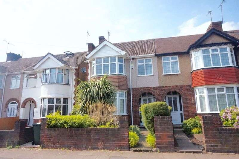 3 Bedrooms Terraced House for sale in Courtleet Road, Coventry