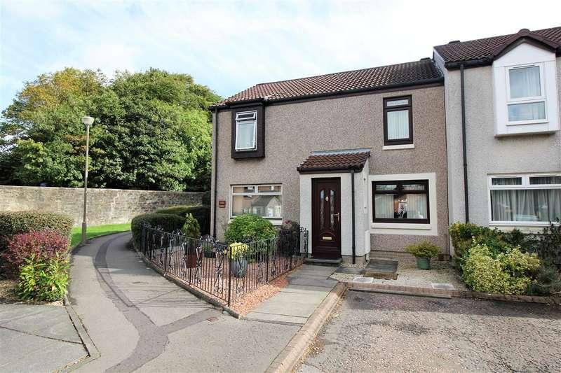 2 Bedrooms Terraced House for sale in Rosebank Avenue, Falkirk