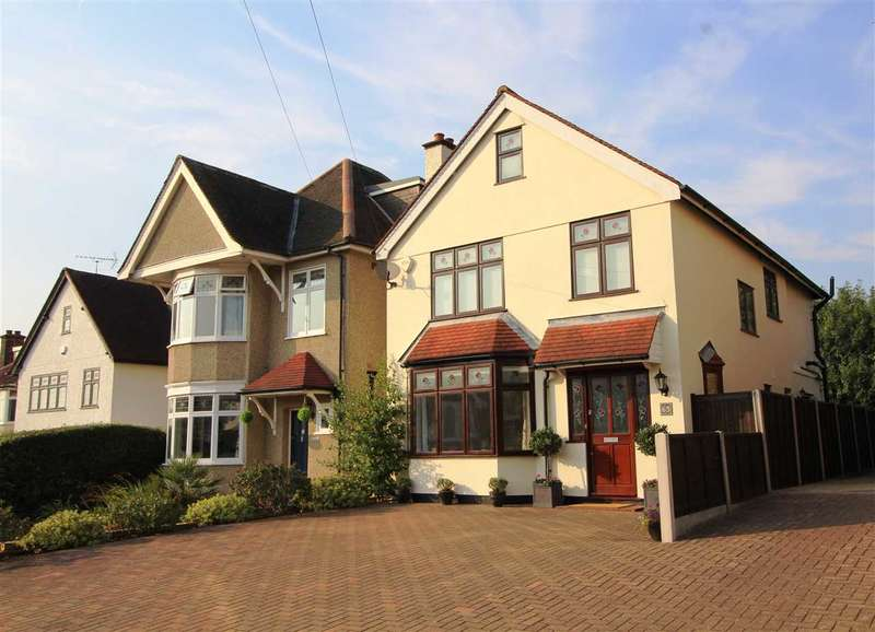 4 Bedrooms Detached House for sale in Park Road, Brentwood