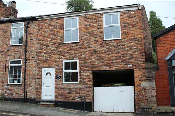 3 Bedrooms End Of Terrace House for sale in Lunar Cottage, 96 Bridge Street, Macclesfield